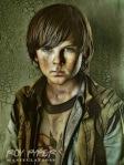 the_walking_dead__carl__fractalius_re_edit_by_nerdboy69-d5m908z